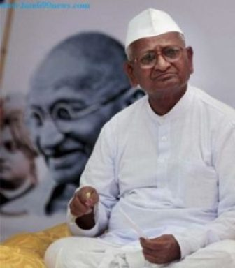anna hazare biography in hindi, all about information of anna hazare in hindi, Anna Hazare Essay In Hindi,