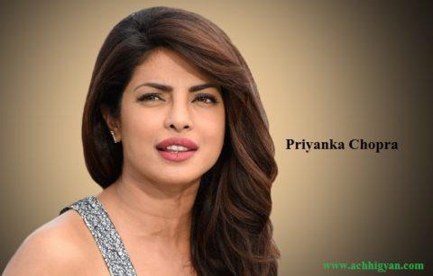 Priyanka Chopra Biography In Hindi