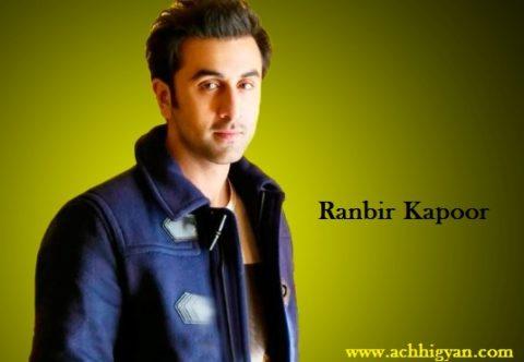 Ranbir Kapoor Biography