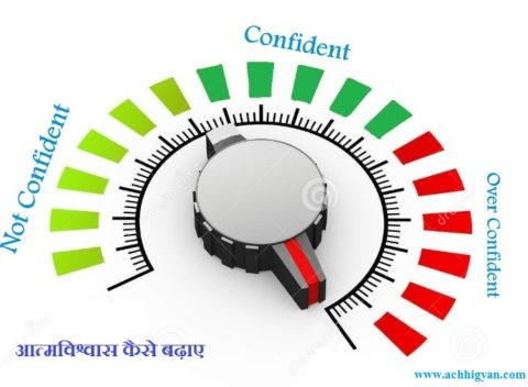 How to Build Self Confidence In Hindi