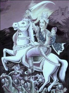 Rani Laxmi Bai Biography In Hindi