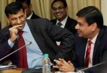 Urjit Patel & Raghuram Rajan
