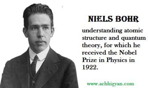 वैज्ञानिक नील्स बोर की जीवनी | Niels Bohr Biography In Hindi