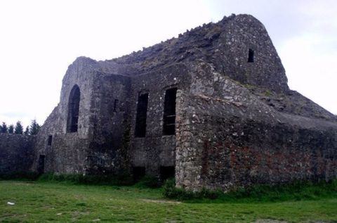 Hell Fire Club on Montpelier Hill, Ireland
