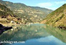 चिनाब नदी की जानकारीएक नजर में - Chenab River Information & Facts in Hindi
