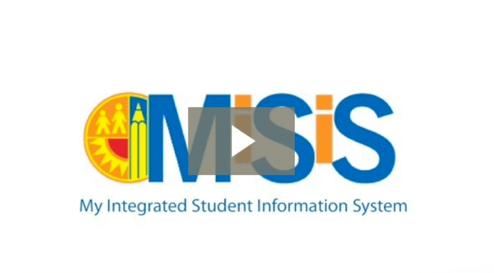 my integrated student information