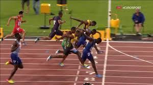 Usain Bolt Last 100