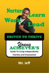 DRIVEN TO THRIVE Mock Book Cover 4
