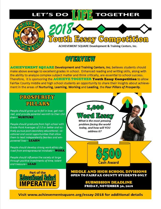 2018 Youth Essay Competition Flyer 6, JPEG