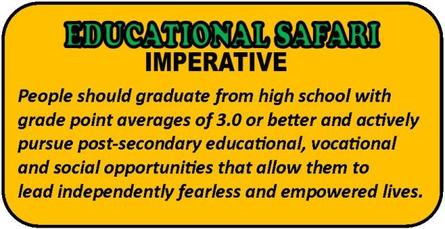 EDUCATIONAL SAFARI Imperative 2