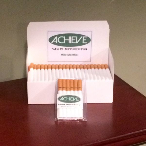 Achieve QS Menthol smokeless cigarettes