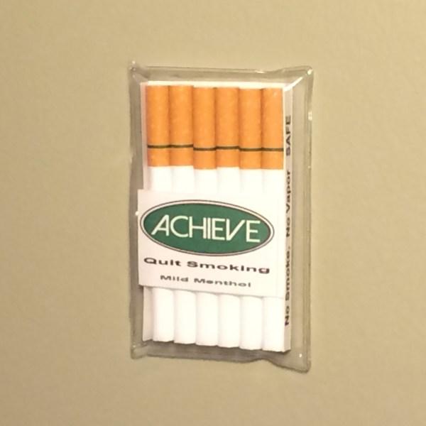 Mild Methol Fake Cigarettes