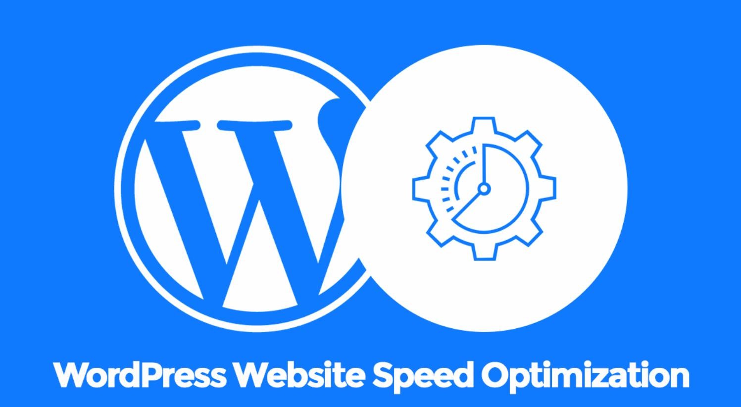 How do I speed up my WordPress website?