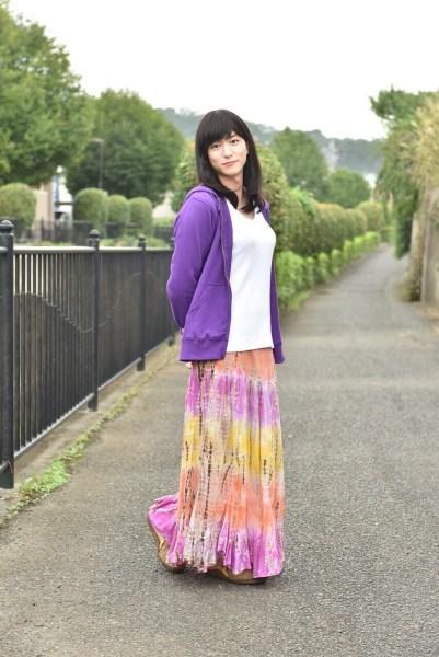 160928 稲葉友女装