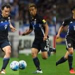 本日夜7時35分よりサッカー日本代表戦Kick Off!サウジ戦のキーマンはやはり原口元気か?!