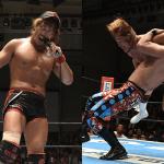 NJPW G1 CLIMAX 27 後楽園2日目