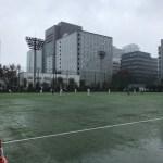 【サッカー】191121 文京区大会第1回戦