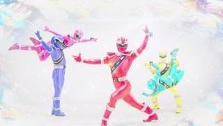 魔進戦隊キラメイジャー エピソード2  キラメイジャー!それは1人1人を輝かせるためにそれぞれが支えるために5人が集まっている戦隊!