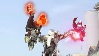 【ライダークロニクル】仮面ライダーブレイド 25話感想 卑劣なウルフアンデットに怒りのダブルライダーキック!