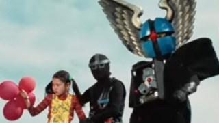 秘密戦隊ゴレンジャー 第10話感想 策士かつ強敵だった翼仮面!そして、少女の風船のように儚く爆散して…