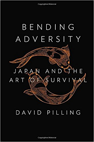 Couverture de Bending Adversity, par David Pilling