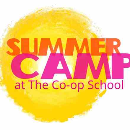 Summer Camp at The Co-op School