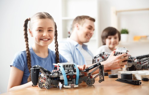 Girls and Tech: Leveling the Playing Field