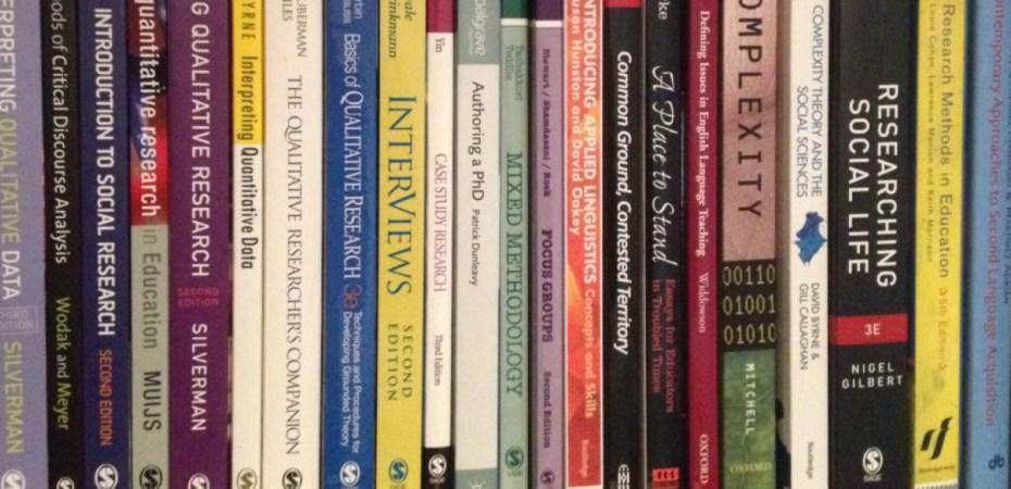 Various books (Shelfie)