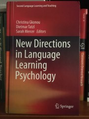 New Directions in Language Learning Psychology (Cover Page)