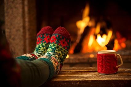 winter achilles tendon