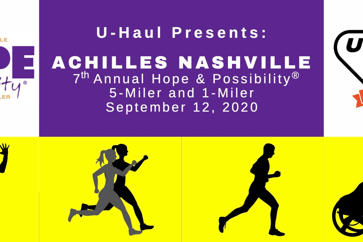 Achilles Nashville Hope and Possibility