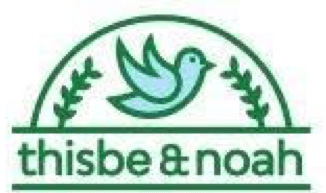 Thisbe and Noah Logo
