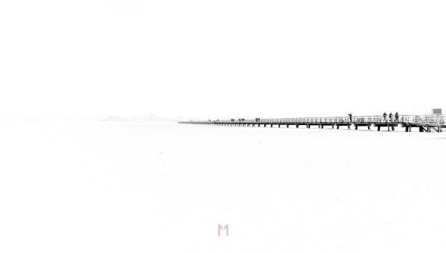 Der Steg © Achim Meurer