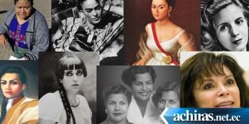 22 Mujeres latinas que hicieron historia
