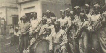 Banda Municipal 1955