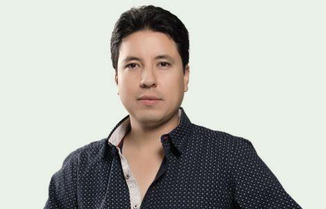 Marcelo Lalvay.