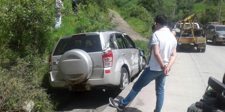 Accidente El Cáñaro