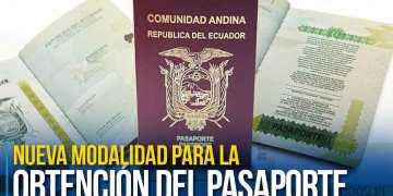 Registro Civil asume en abril puntos principales de emisión-impresión de pasaportes
