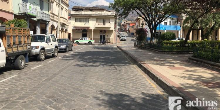 Calle García Moreno