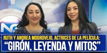 Ruth y Andrea Mogrovejo