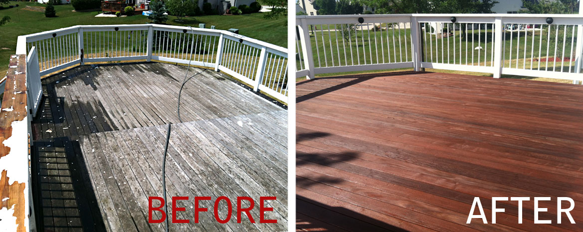 how to spruce up your deck the best
