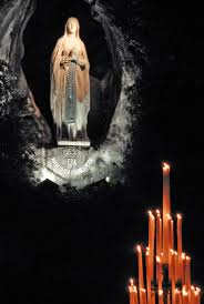 Our Lady of Lourdes Pray for us