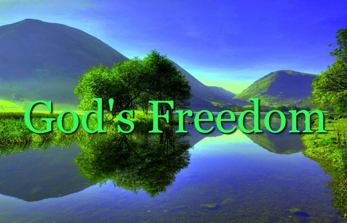 God's Spirit of Freedom