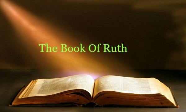 Ruth Sanctified Through God's Mercy