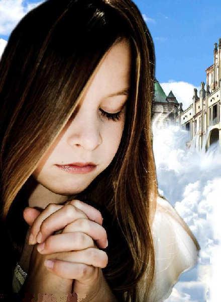 Anak Kecil Berdoa Kristen : kecil, berdoa, kristen, PRAYING, FASTING, CHRISTIAN, PILGRIMAGE