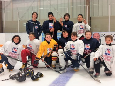 ACHS Hockey School