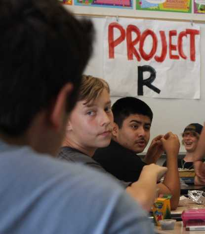 "Cam High Students ""R"" Making A Change"