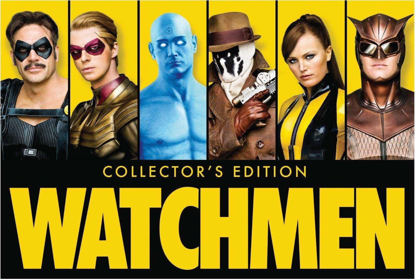 Scenes Watchmen movie sex