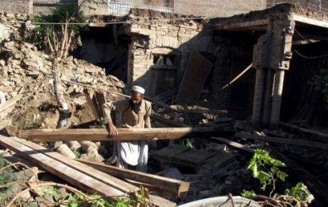 Powerful quake rocks South Asia