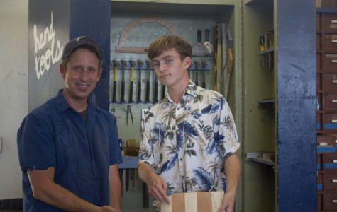 Cam High's Woodshop Teacher Reaches Finals in National Competition